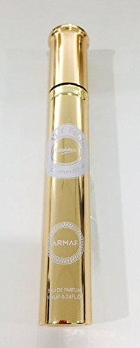 Armaf Vanity Femme Essence .33 Oz / 10 Ml Eau De Parfums Pen Spray for WomenNo Box with Armaf Keychain (Free Perfume Pen)