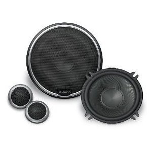 "Kenwood Component Speakers 5 1/4"" Component Speaker System (KFC-P509PS)"