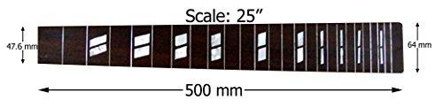 Lap Steel Fretboard - 3