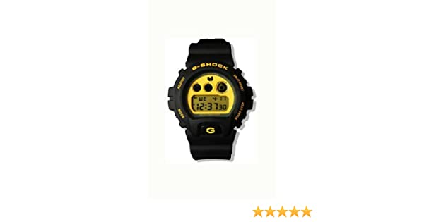 Amazon.com: Wu-Tang Clan X Casio G-Shock DW-6900FSWTC-1GJCU Limited Edition: Casio: Watches