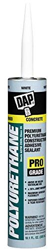 (Dap 18810 12 Pack 10.1 oz. Premium Polyurethane Construction Adhesive Sealant, White)