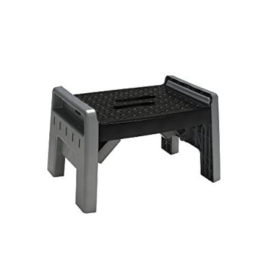 Cosco Small Folding Molded One Step Step Stool: Home Improvement