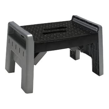 Cosco 11-905PBL4 Molded Folding Step Stool Platinum  sc 1 st  Amazon.com & Amazon.com: Cosco 11-905PBL4 Molded Folding Step Stool Platinum ... islam-shia.org