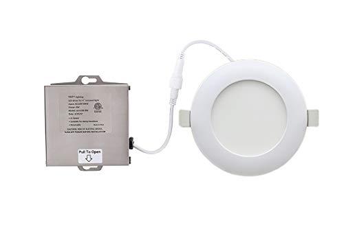 LED Recessed Ceiling Light Disk - 4
