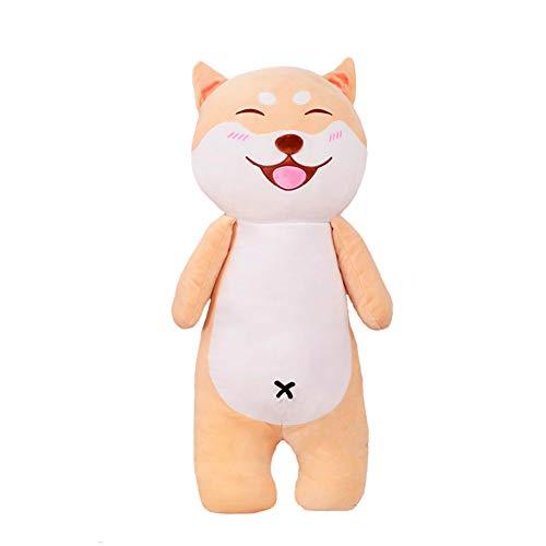 Muabobo Shiba Inu Dog Plush Stuffed Animal Toy Hugging Pillow 23.5