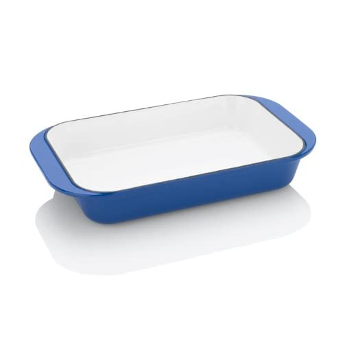 Fagor Michelle B. Rectangular Baker, Blue