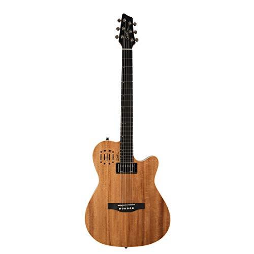 Godin A6 Ultra Acoustic-Electric Guitar (Koa High Gloss)
