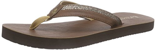 Reef Lilly - Sandalias flip-flop Mujer Marrón (Brown)