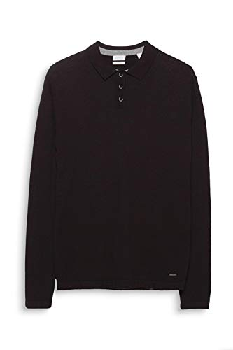 Collection Noir Esprit 001 Homme black Pull OdntqRP
