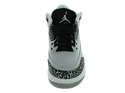 Plateado Metallic blk Negro Gris Multicolore Nike Chaussures Silver Wolf Ville Grey à Homme Lacets de pour OzZwOqF