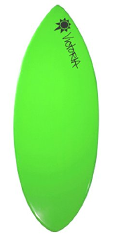 Ultra S Lime Green by Victoria Skimboards