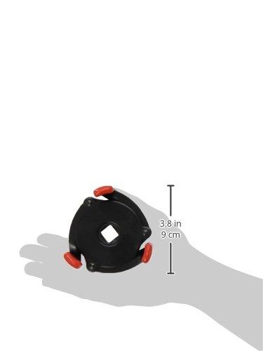 Silverline 271414 Oil Filter Wrench 3-Leg 60-110 mm
