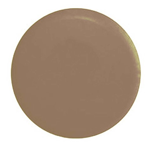 (Pike Marine GradeTop Quality Blank Tan Dealer Quality Trailer RV Spare Tire Cover OEM Vinyl Tan 28-29 in)