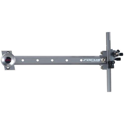 Cartel Focus K-Recurve Sight Aluminum 8/32 Model: 223500