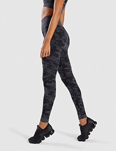 M MOYOOGA Camo Seamless Leggings High Waist Workout Leggings for Women Gym Yoga Pants