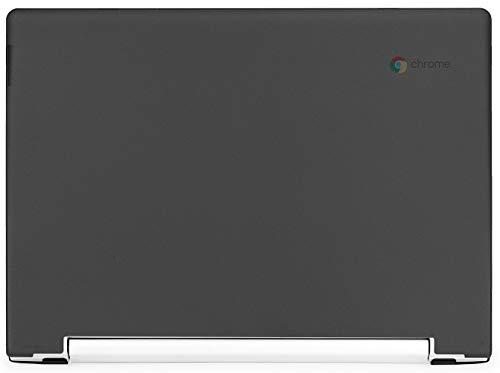"""mCover Hard Shell Case for Late-2018 11.6"""" Lenovo C330 Series Chromebook Laptop (NOT Fitting Lenovo N21 N22 N23 N24 100E 300E 500E Flex 11 Yoga 11e Chromebook) (LEN-C330 Black)"""