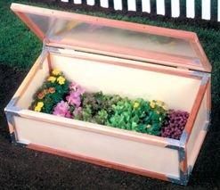 Sunshine Garden Starter Cold Frame from SUNSHINE GARDENHOUSE