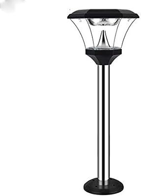 Lámparas Farola Lámpara de jardín de luz de exterior Lámpara de ...
