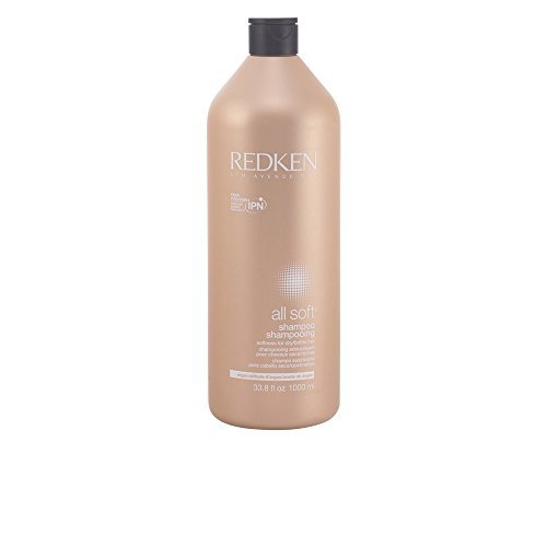 Redken All Soft Shampoo - 33.8