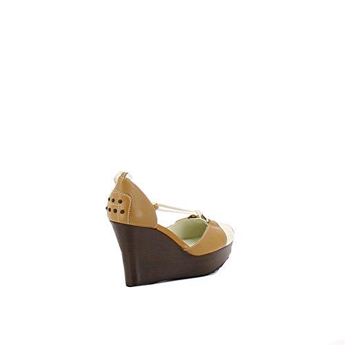 Chaussures Femme Compensées Marron Cuir Xxw0pl0e230b6399cb Tod's IRxPqn1Zvw