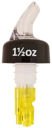 Benchmark USA 23782A 1.5 oz. 3-Ball Measured Pourer (Pack of ()