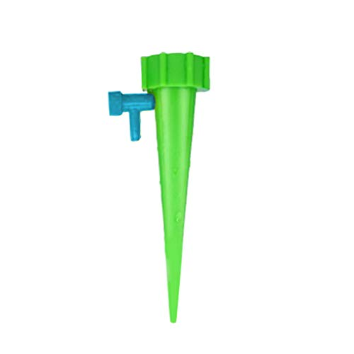 CCFAMILY 2Pcs Plant Water Dispenser Automatic Watering Adjustable Drip Irrigation Device ()