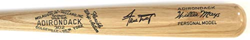 Willie Mays San Francisco Giants Signed Autographed Adirondack Personal Model Bat COA (San Clemente Series)