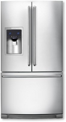 Electrolux EW28BS85KS Wave-Touch 27.8 Cu. Ft. Stainless Steel French Door Refrigerator – Energy Star