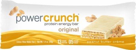Power Crunch - Protein Energy Wafer Bar Peanut Butter Creme - 1.4 oz.