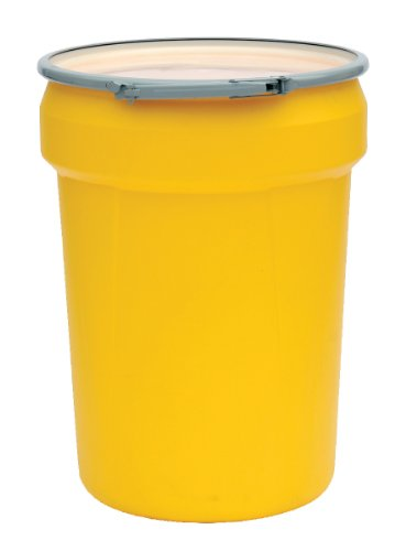 10 gallon bucket with lid - 6