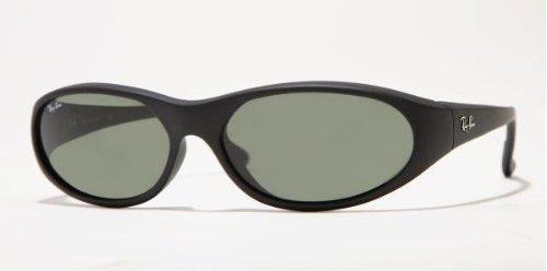 34092ca404c Ray Ban RB2015 DaddyO Sunglasses-W2581 Matte Black (G-15XLT Lens)-59mm  (B000MGNHKM)