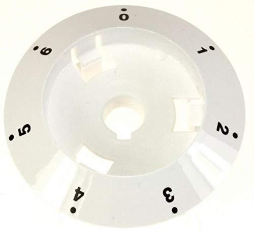 Fagor - corona mando cocina Fagor 0-6 blanco