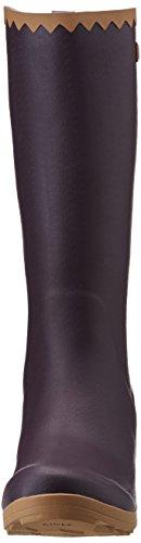 Aigle Damen Victorine 24428 Gummistiefel Violet (Aubergine/N)