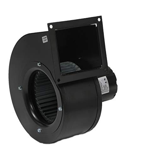 Centrifugal Blower 273 CFM 1640 RPM 115V 60/50hz Replaces Dayton 1TDR3, 4C447 and Fasco B45227, 7063-3277