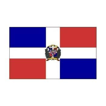Amazoncom  Dominican Republic NATIONAL Flag 3 x 5 Brand NEW 3x5