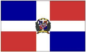 Dominican Republic NATIONAL Flag 3 x 5 Brand NEW 3x5