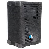 Grindhouse Speakers - GH6L - Passive 6 Inch 2-Way PA/DJ Loudspeaker Cabinet  - 400 Watt Full Range PA/DJ Band Live Sound Speaker 400 Watt 2 Way Pa
