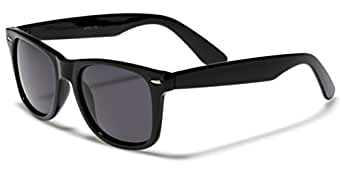 Retro Rewind Classic Polarized Wayfarer Sunglasses