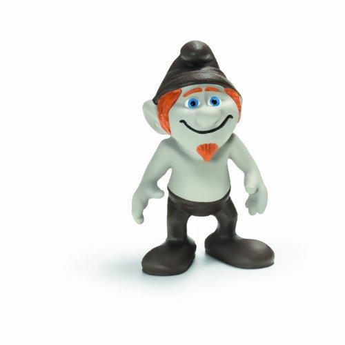 Schleich Hackus Movie Smurf Toy Figure ()