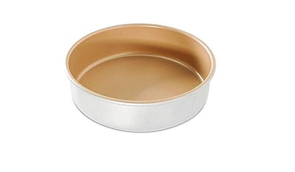 Amazon.com: Nordic Ware Nonstick Layer Round Cake Pan, 9 Inch (46950):  Kitchen & Dining