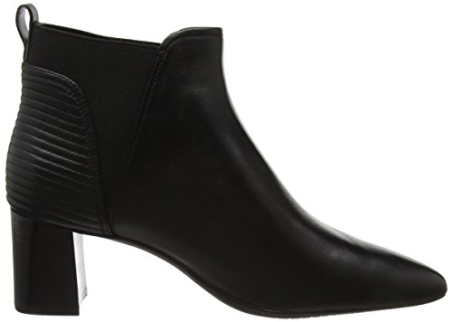 Rockport Damen Total Motion Salima Bootie Chelsea Boots Schwarz (Black Leather)