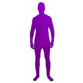 - 31PgNIet GL - Forum Novelties I'm Invisible Costume Stretch Body Suit, Neon Purple, Child Medium