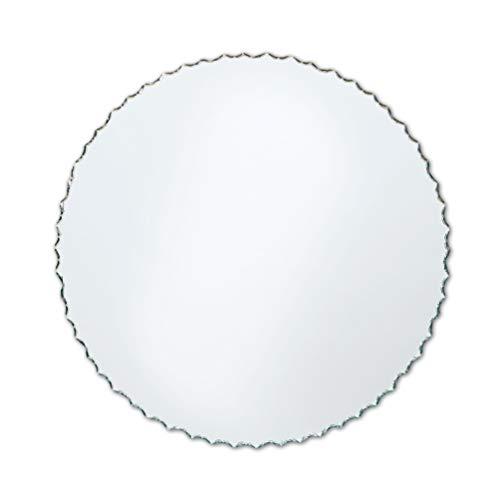 Better Bevel Frameless Oval Wall Mirror | Chiseled Edge | Bathroom, Vanity, - Bathroom Edge Mirrors Chiseled