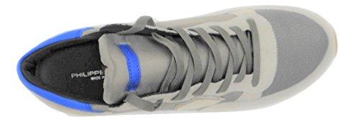 Venta Barata Nuevos Estilos Liquidación Liquidación Philippe Model P/E 18 TRLU W022 Tropez Gris Bluette (43) ShbFIzPXt