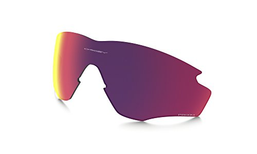 Oakley M2 XL Replacement Lenses Prizm Road & Cleaning Kit - Oakley Cleaning Lens