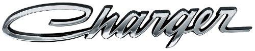 Dodge Charger 1966-74 Classic Script Nameplate Mopar OEM