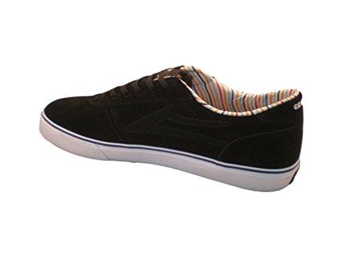 Zapatillas Lakai Manchester Crailtap Skateboarding O Casual Sneakers Bs Hombres Talla 10.5