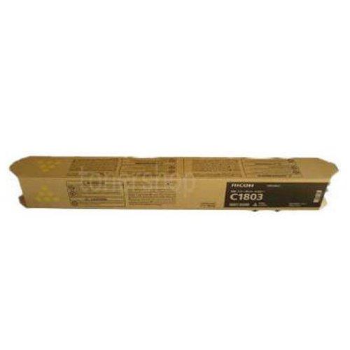 RICOH イマジオ MPトナーキット C1803 イエロー/600289 RI-TNMPC1803YWJ B00WJGMMI6