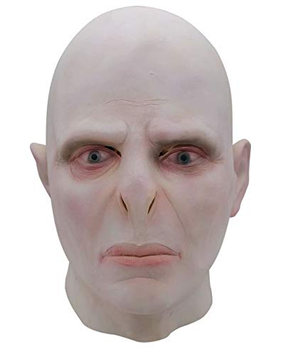 Adult Horror 3D Latex Mask Halloween Cosplay -