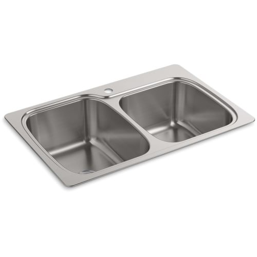 Large Single Bowl Undermount Sink - 5